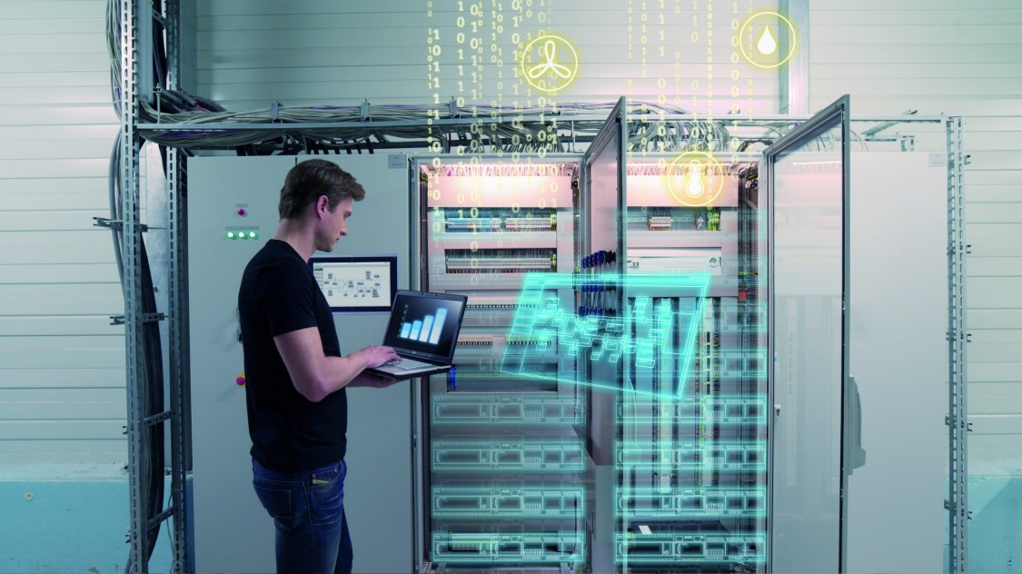 Автоматизація та управління будівлею Desigo