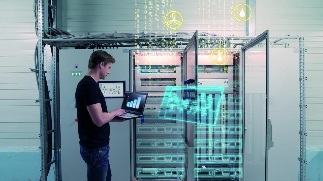 Desigo Automatisierungs-Steuerung