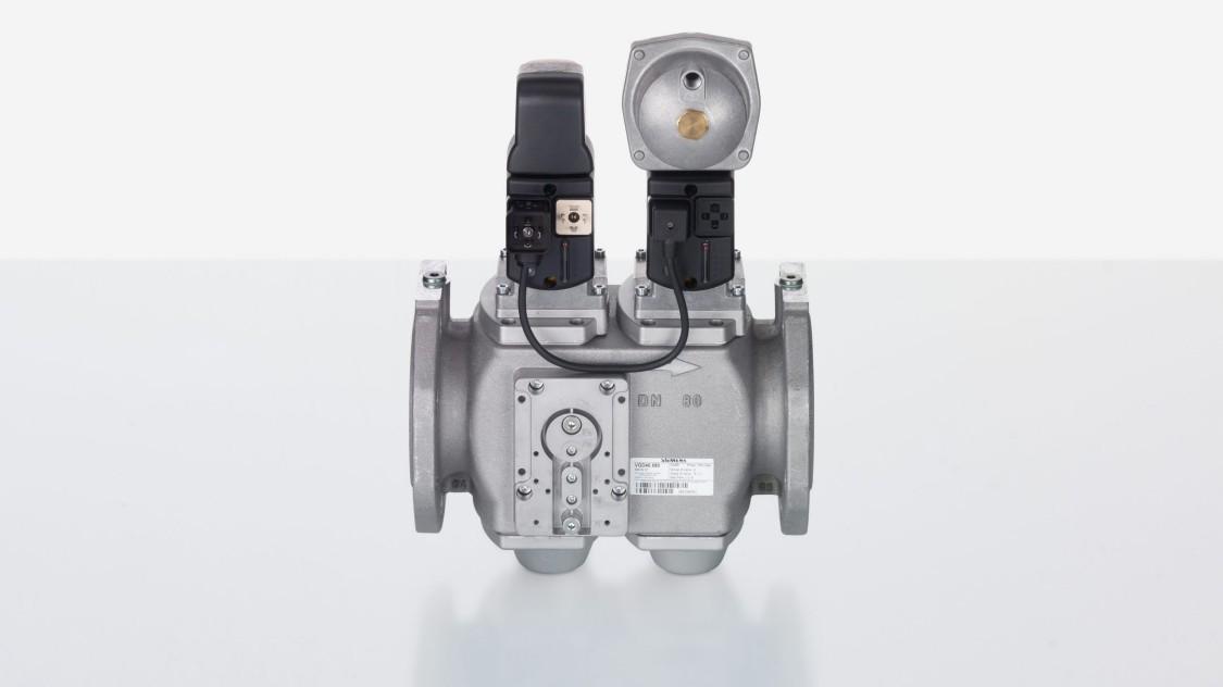Gas valves and actuators