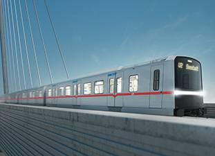 Type X Metro Trains for Vienna