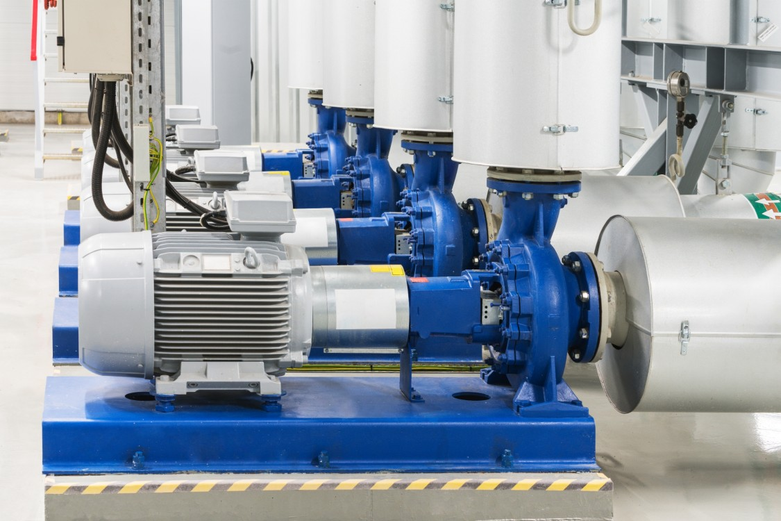 pump drive functions