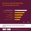 Whitepaper: Cyberbezpieczeństwo - kluczowe czynniki wpływające na cyberbezpieczeństwo
