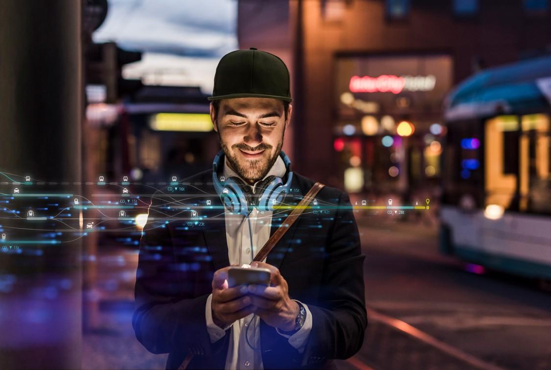 Цифровизация в транспортной сфере