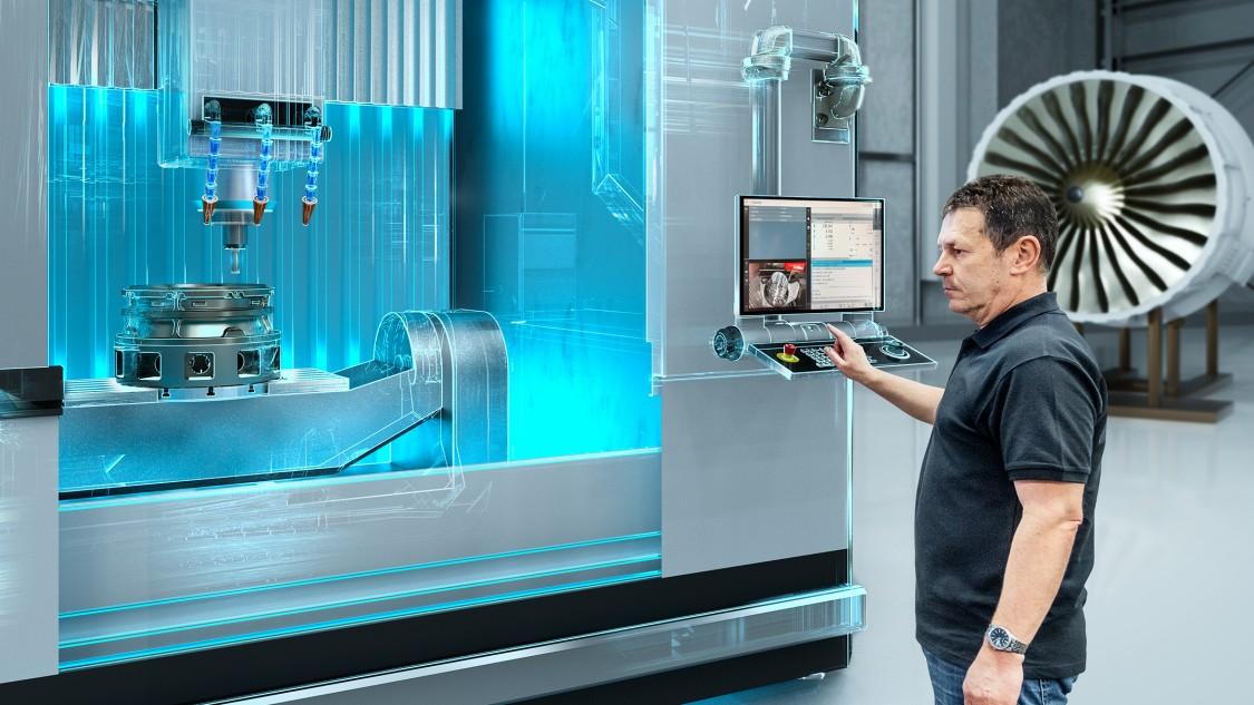 Digitalisierunglösungen für die Fertigung