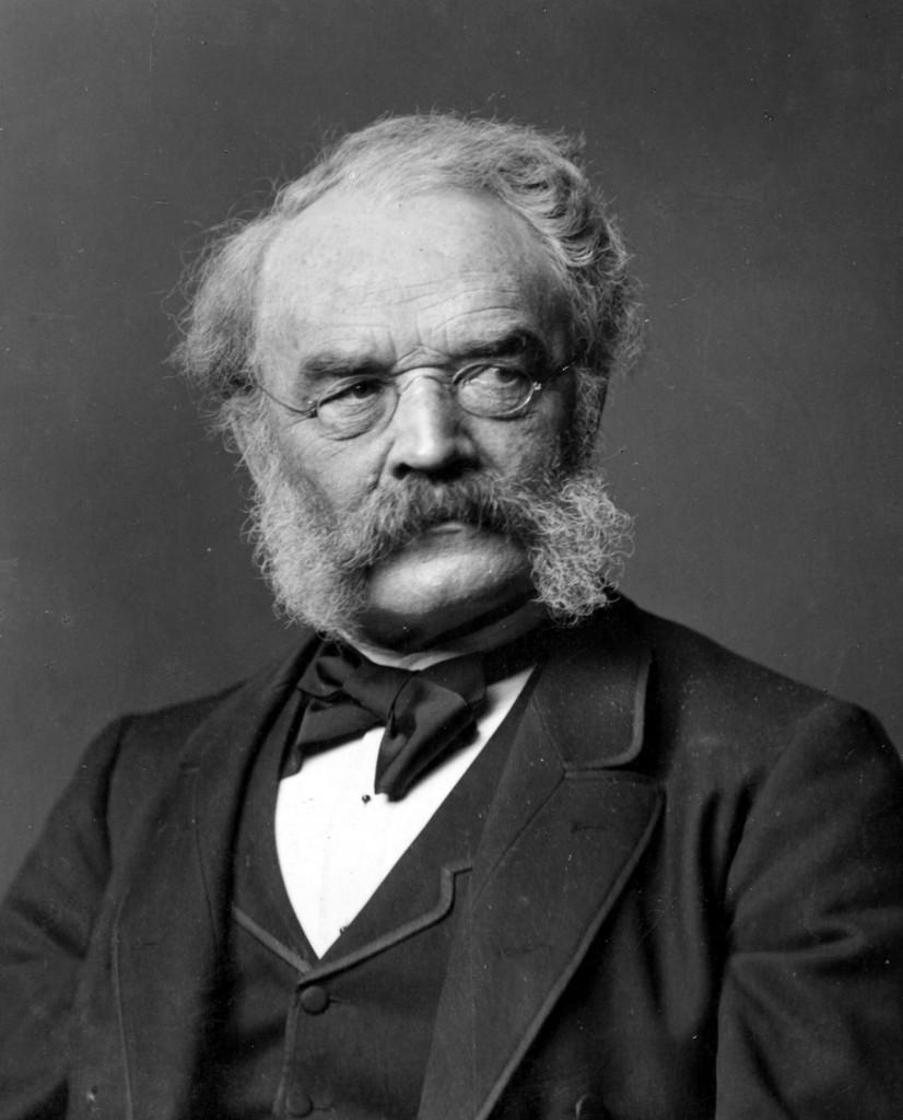 Werner von Siemens, um 1885