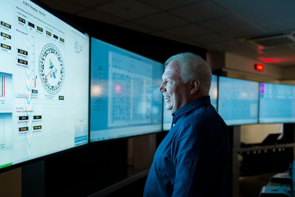 Pumper mer enn bare olje - big data gjør «Ivar Aasen»-plattformen til en av verdens mest effektive