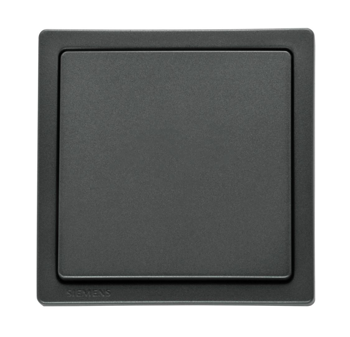 Siemens knebelschalter negro nuevo