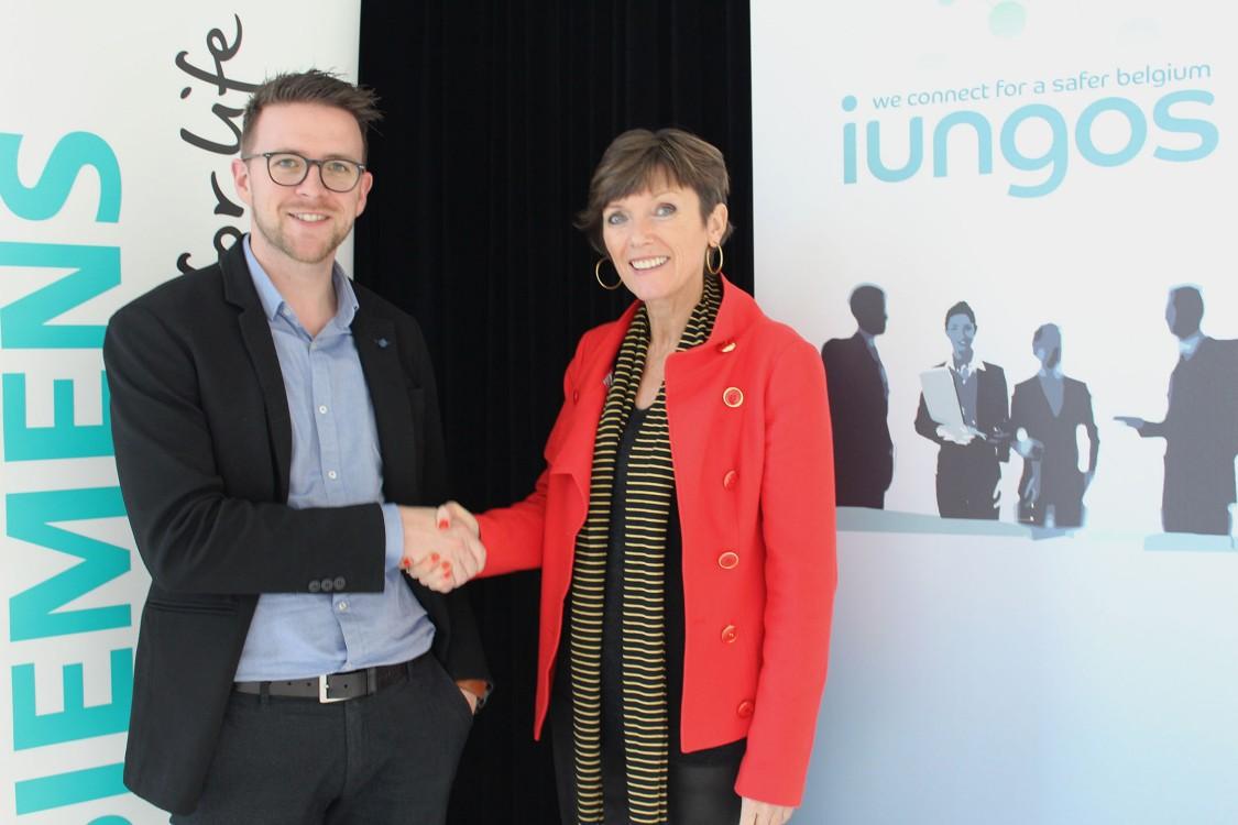 Doelbewuste samenwerking met Iungos voor een veiligere samenleving