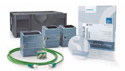SIMATIC S7-1200 Fail-safe szkoleniowy