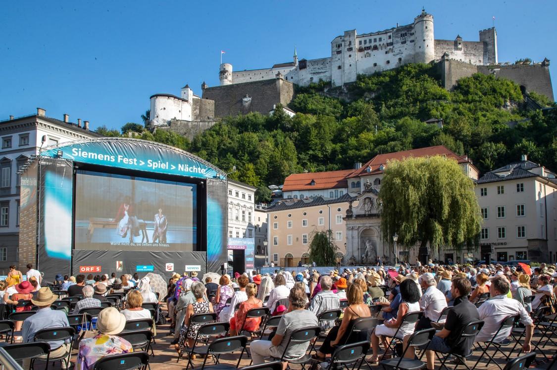 Siemens verlängert Sponsoring-Engagement bei den Salzburger Festspielen