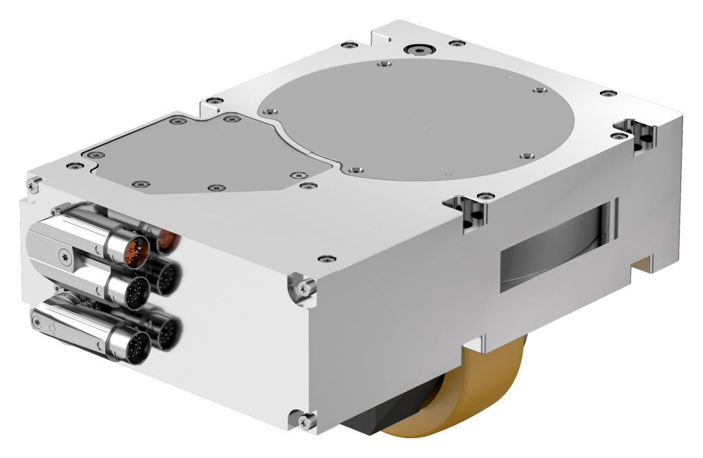 Simove automation platform expanded to include omnidirectional driving module