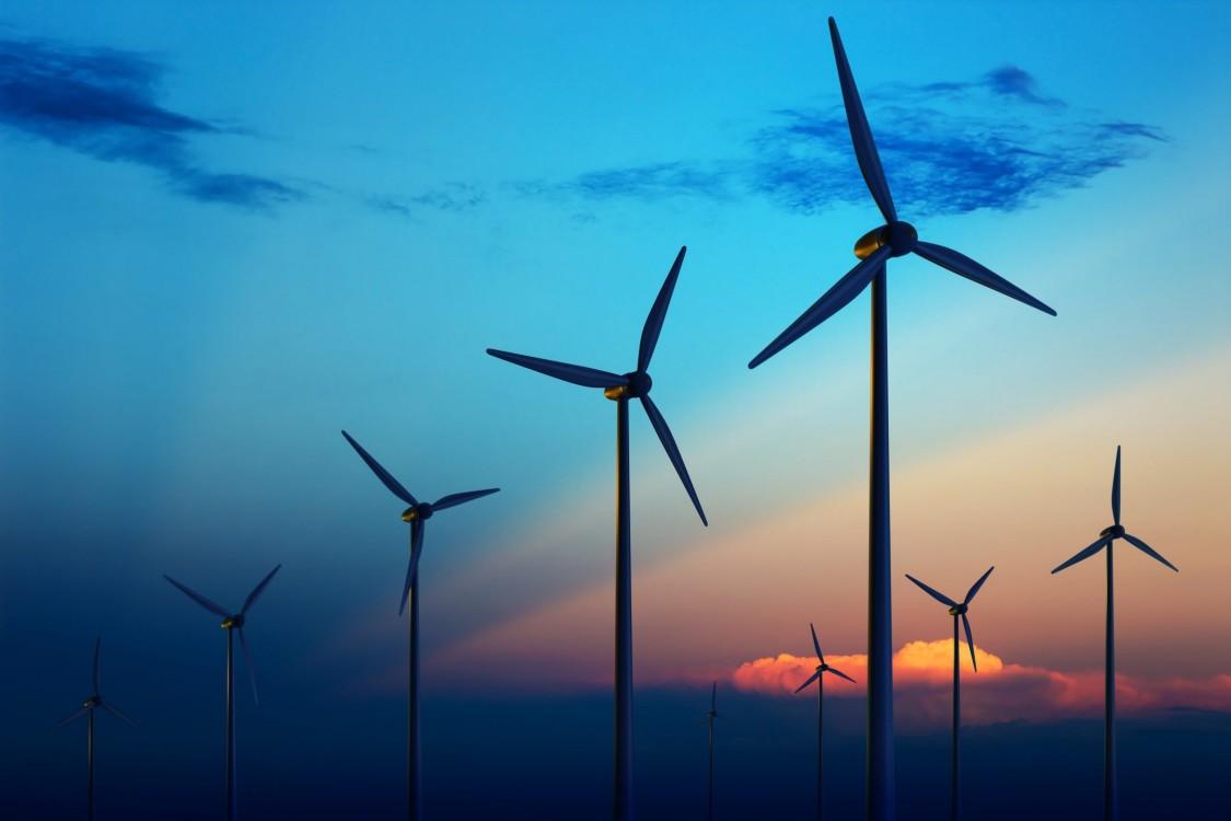Windkraft Anlagen
