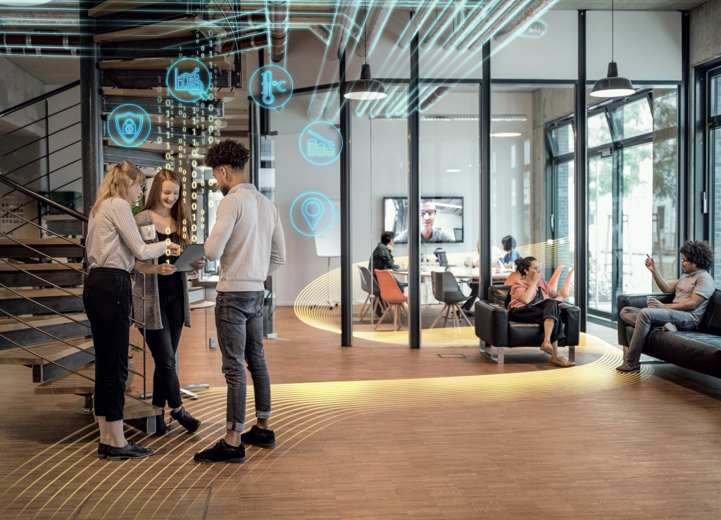 New smart building suite enables people-centric workplace experience