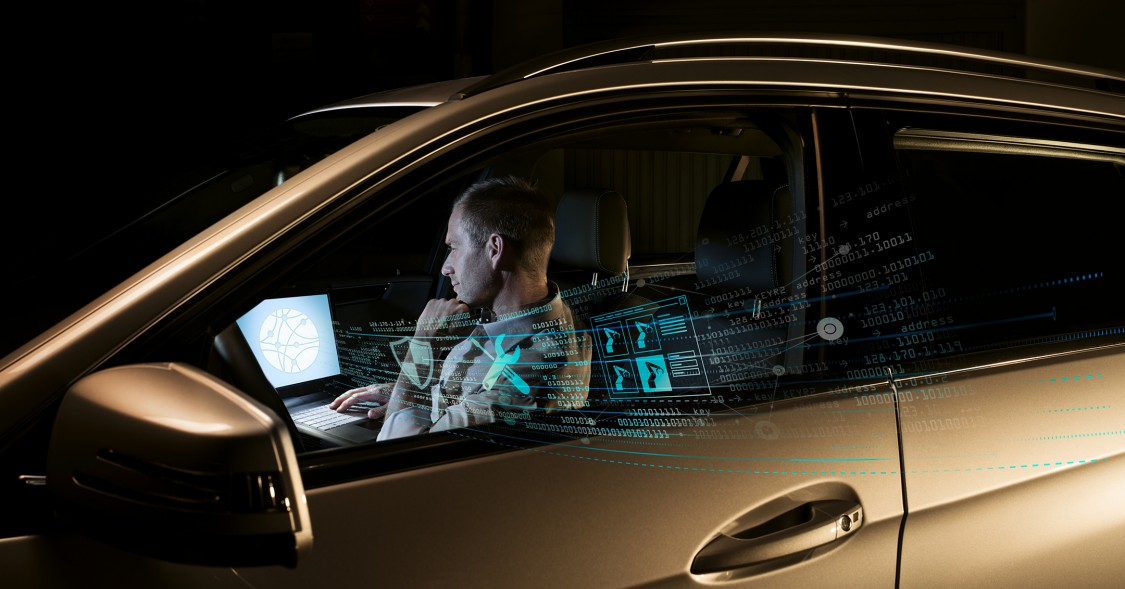 Abbildung eines Monitors mit der Benutzeroberfläche einer Managementplattform