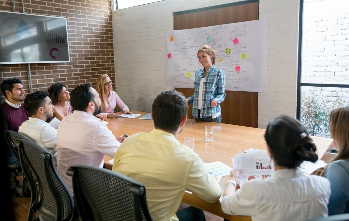 Skills-based workshops