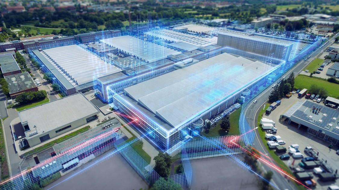 Industrial Security – Produktivität umfassend schützen