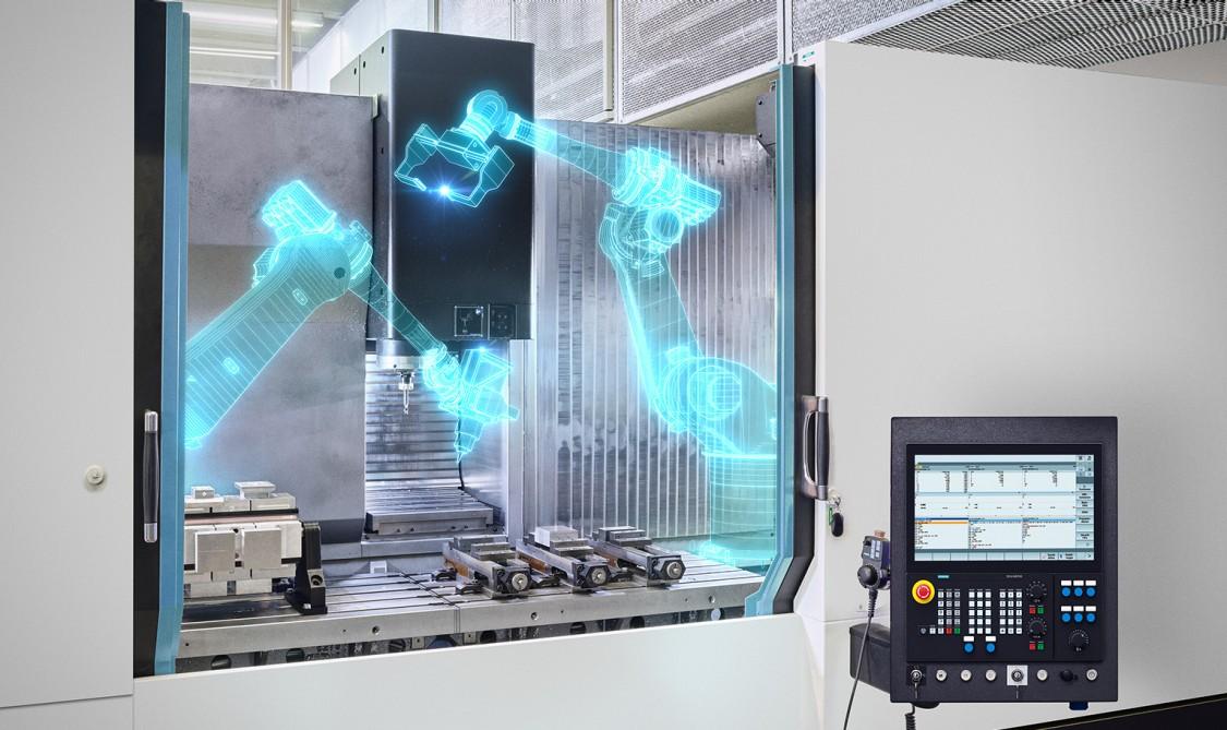 sinumerik cnc robotics