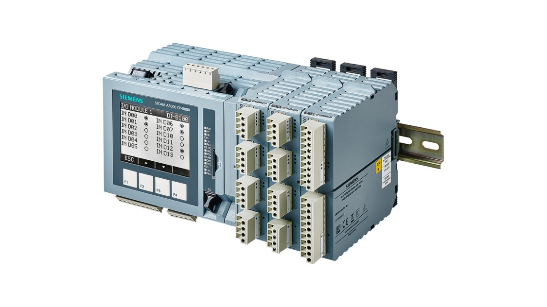 Automatisierungs- und Fernwirkgeräte – SICAM A8000