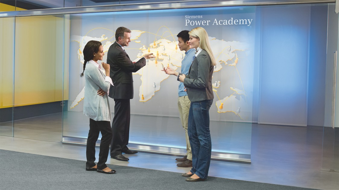 Siemens Power Academy TD