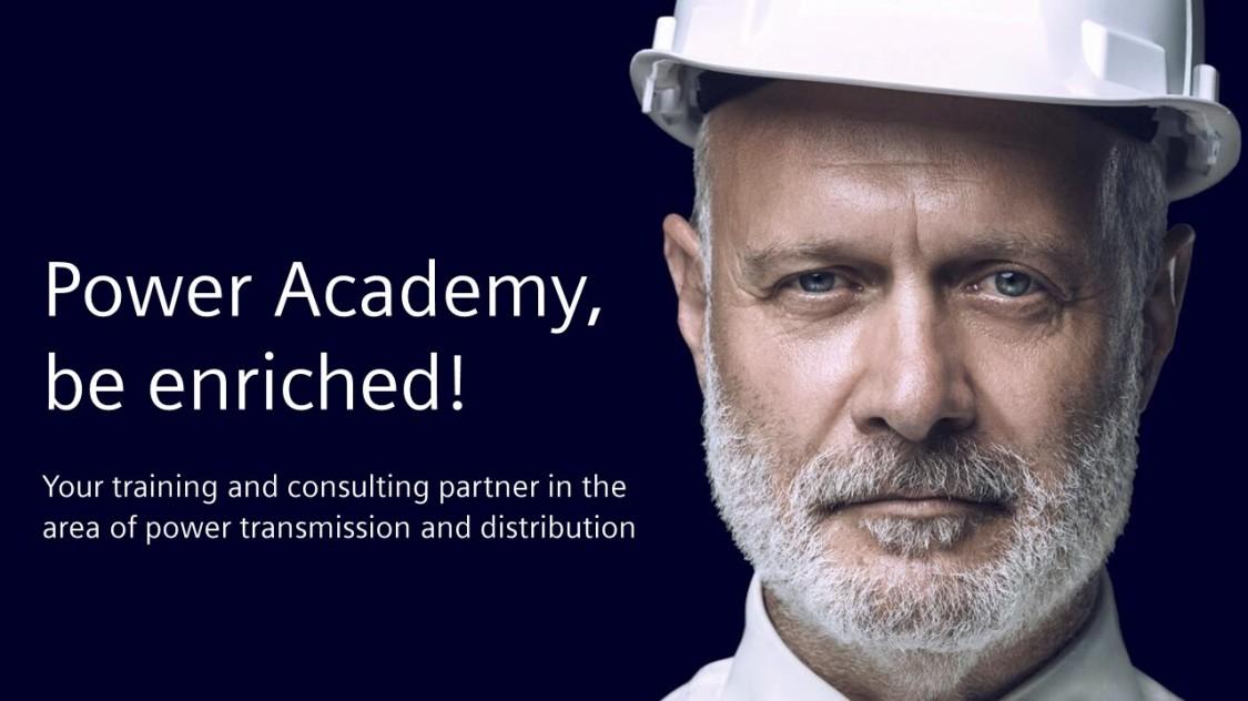 Siemens Power Academy Transport en Distributie