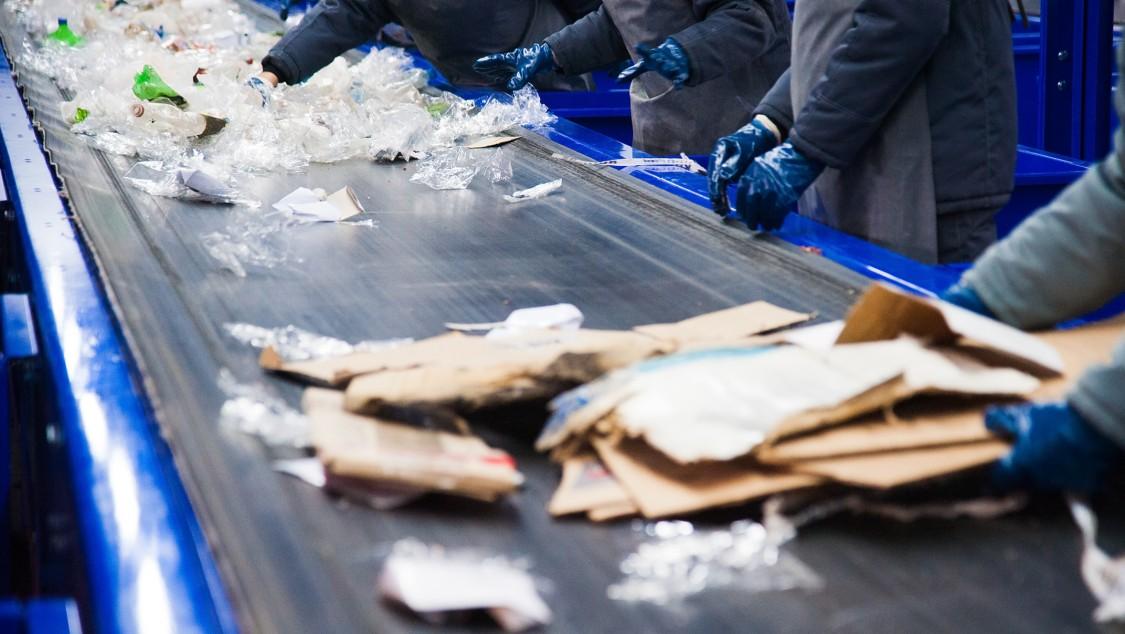 SENTRON Digitalisierungslösungen für Müllverwertungsanlagen