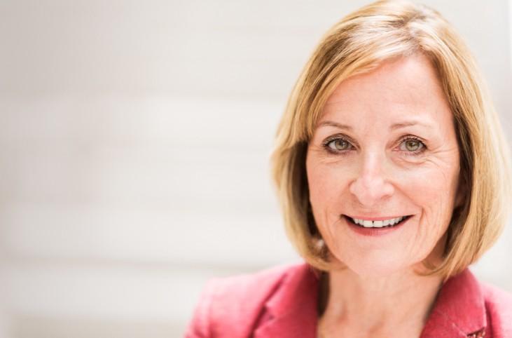 Cheryl Jensen, President of Algonquin College