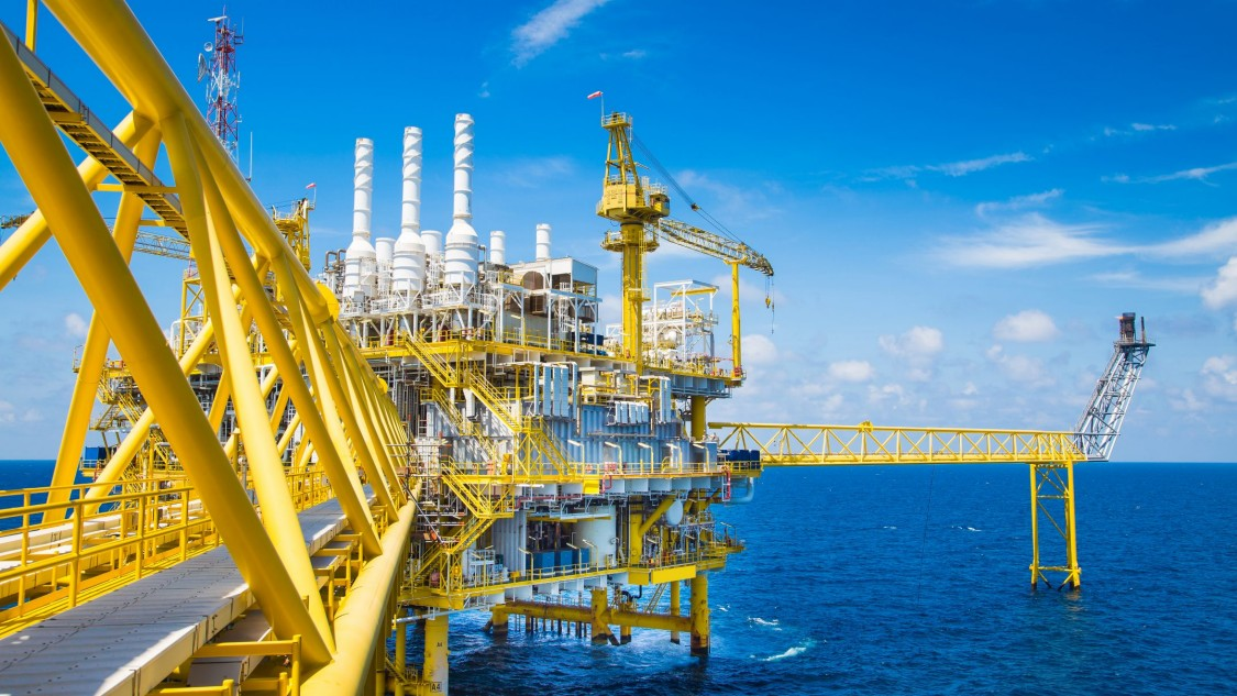 Oil and Gas processing platform