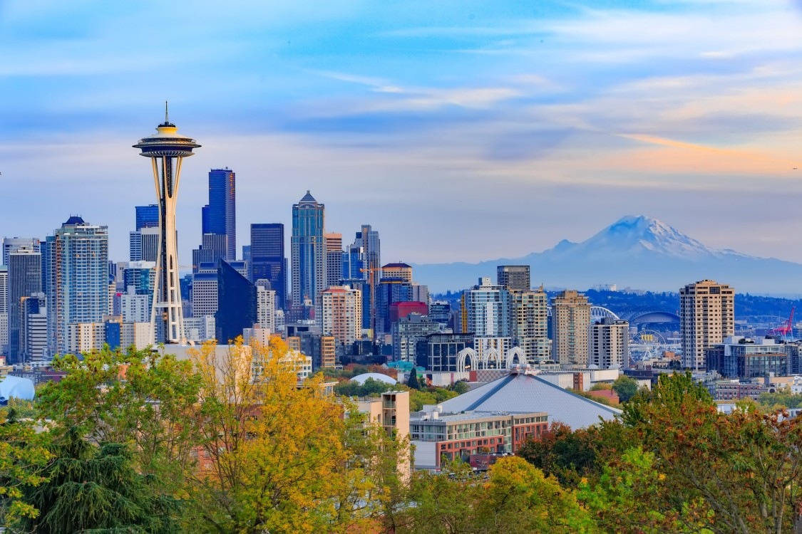 Seattle - Siemens in the USA
