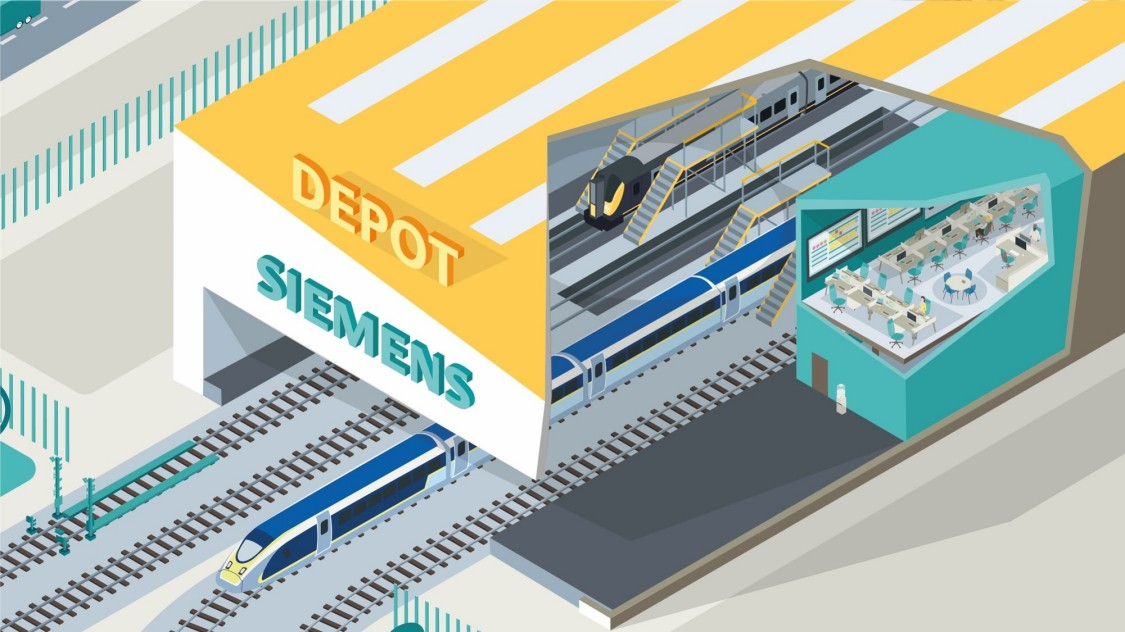 Depot infographic