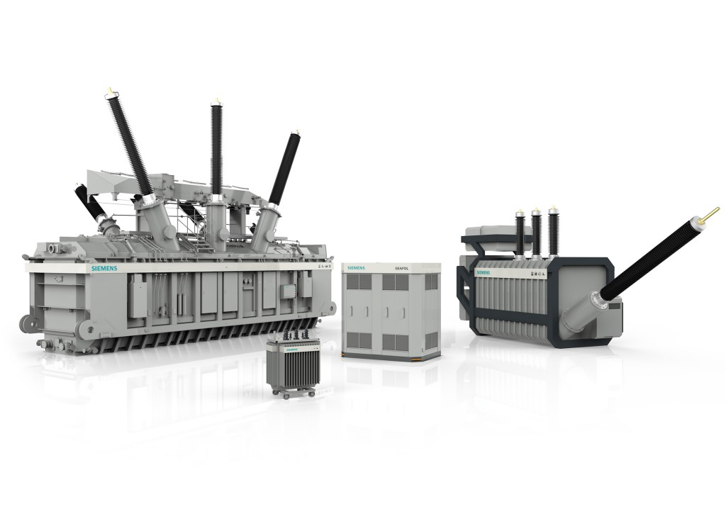 Siemens transformers receive iF Design Award