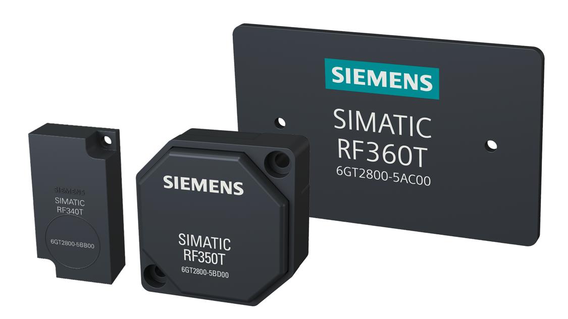 SIMATIC RF300 Transponder 340T 350T 360T