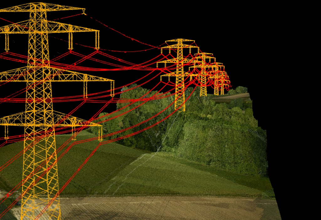 EN SIEAERO – the next generation of overhead line inspection