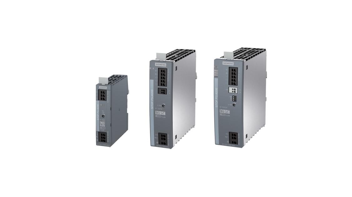 SITOP PSU6200, 1-phase, 12 V DC