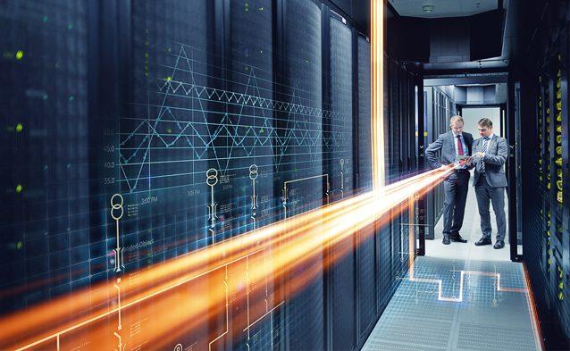 Integrierte Rechenzentren-Lösungen von Siemens
