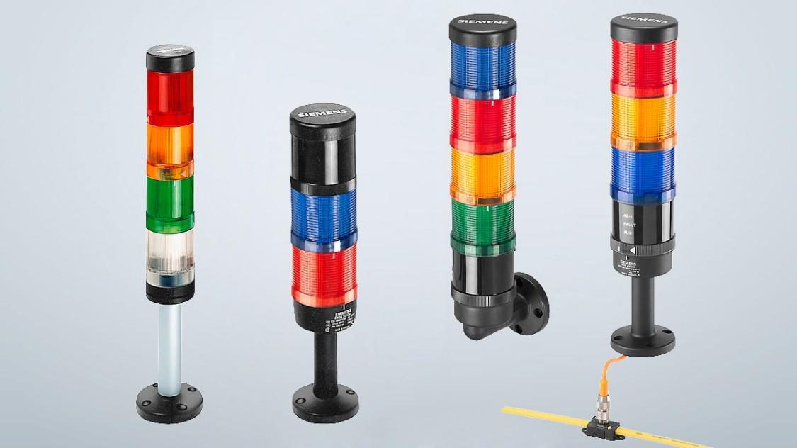 8WD4 colunas de sinalização