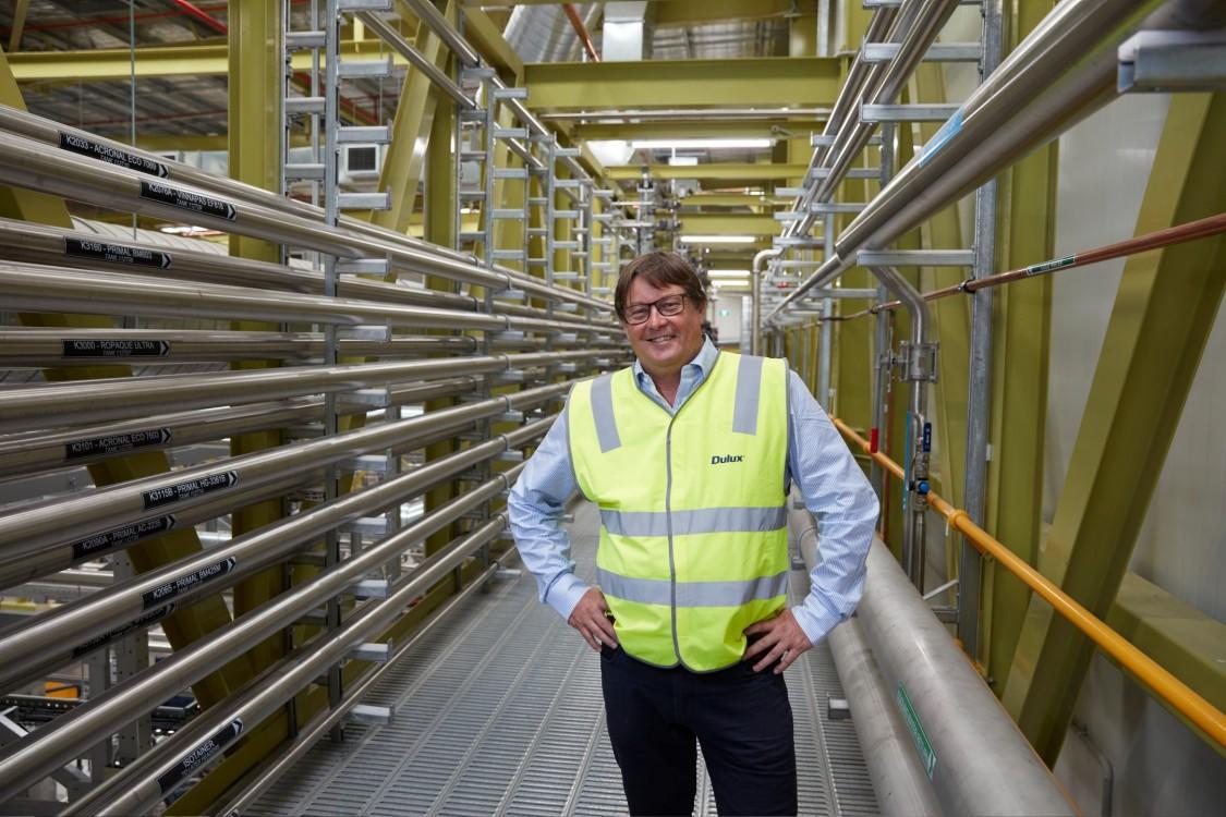 Batch size of one pallet | Industry | Siemens