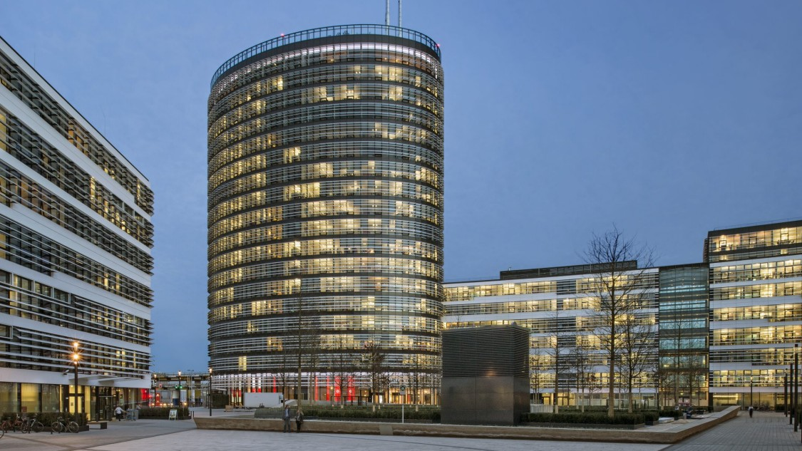 Vodafone Campus Düsseldorf, Germany