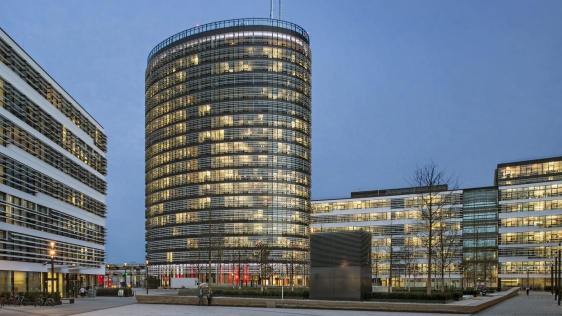 Vodafone Campus, Düsseldorf, Deutschland