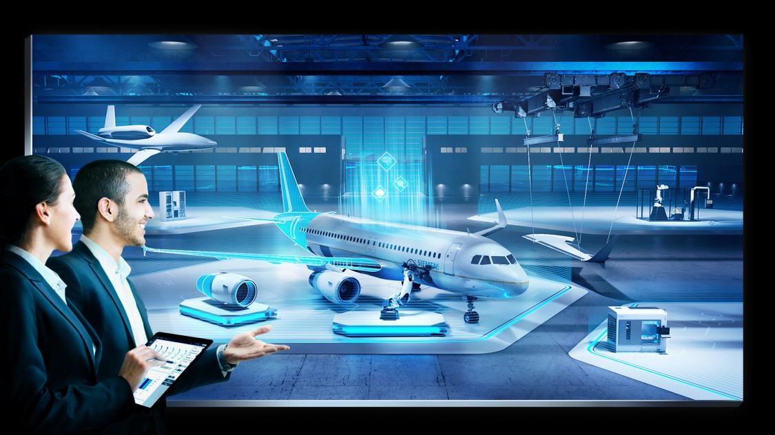 Digital Enterprise for Aerospace