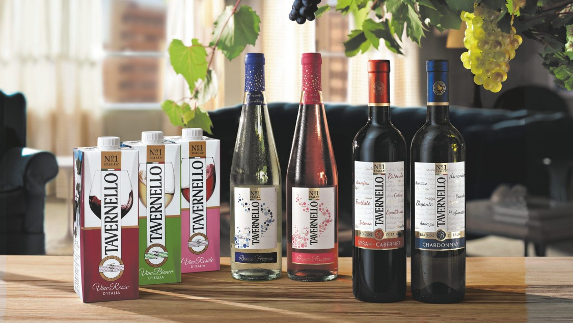 Caviro Wine Success Story