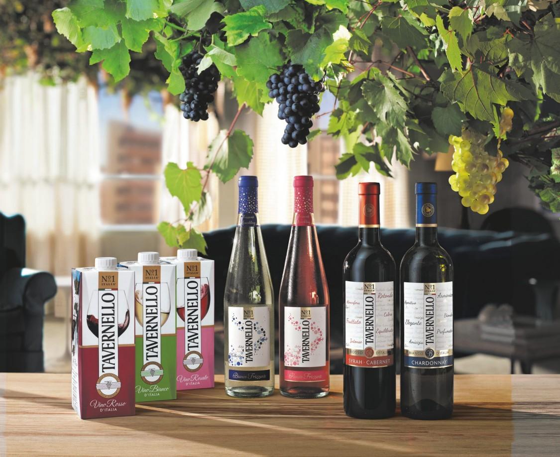 意大利最大的全面实现自动化葡萄酒生产商
