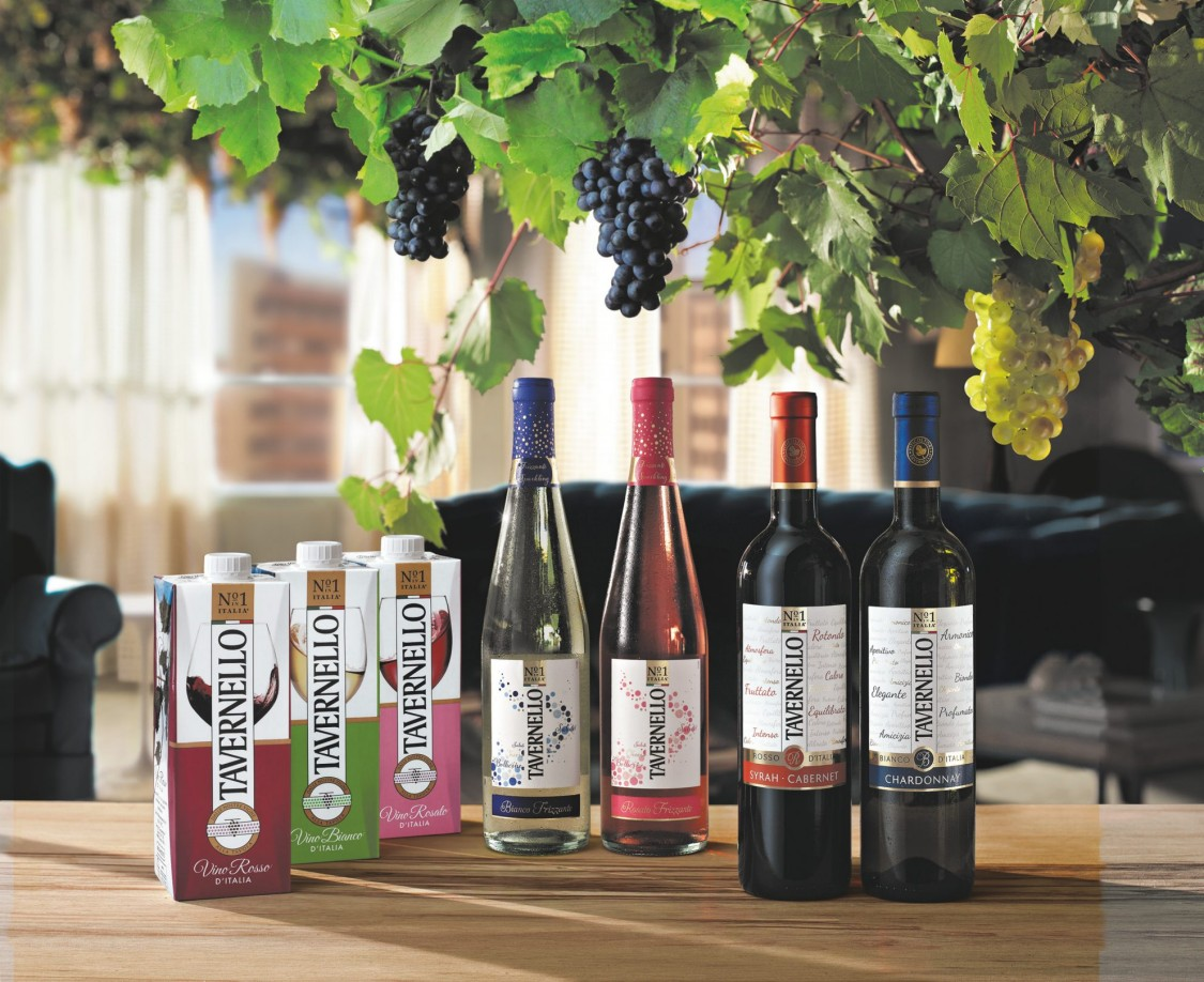 USA - Caviro Wine case study