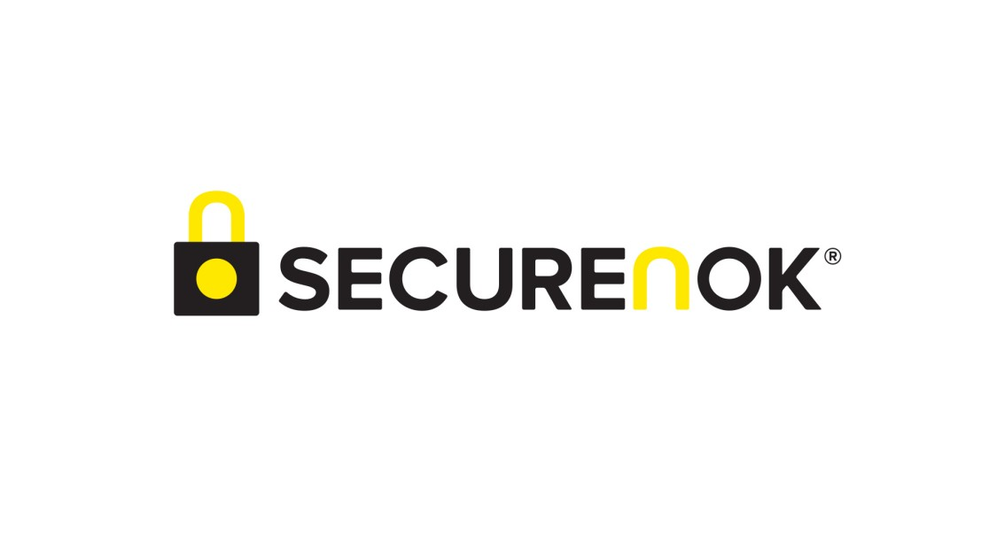 This is a logo for Secure-NOK – a partner from Siemens in providing cybersecurity for critical infrastructure networks.
