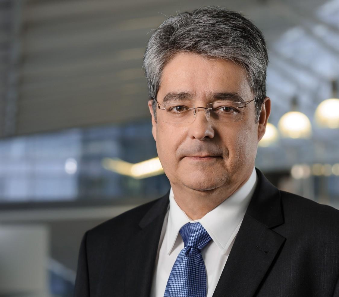 Ing. Wolfgang Hesoun - Vorsitzender des Vorstands der Siemens AG Österreich