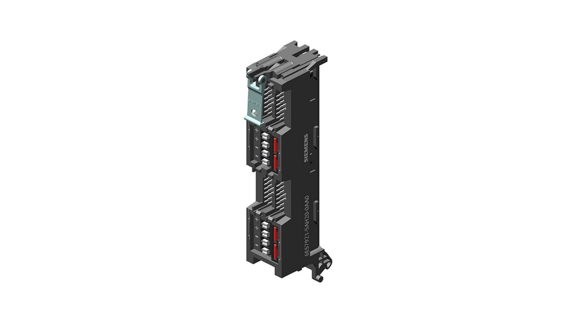 Front connector module for SIMATIC TOP connect – fully modular connection
