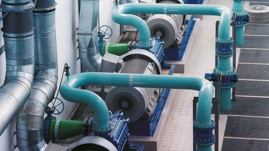 Wasser-Management-System