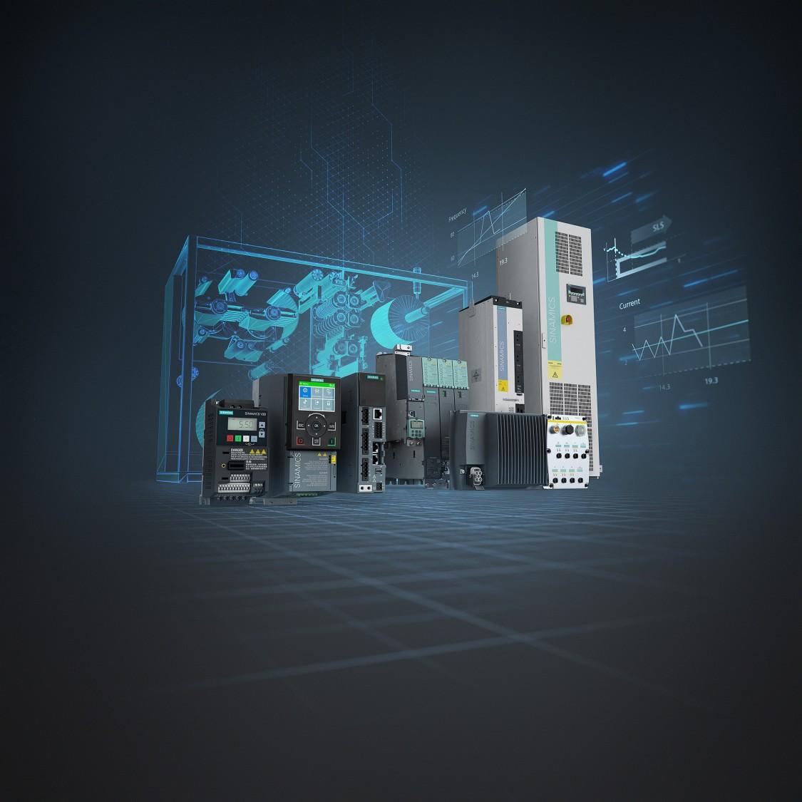 SINAMICS Frekans Dönüştürücü