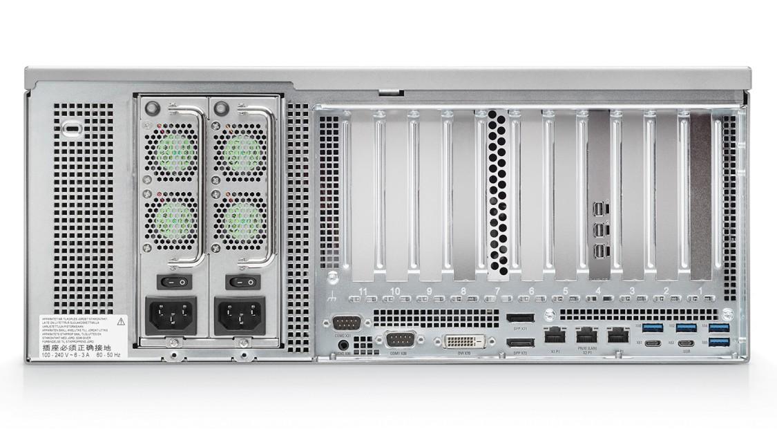 Detail produktu: Špičkové průmyslové počítače SIMATIC - sloty