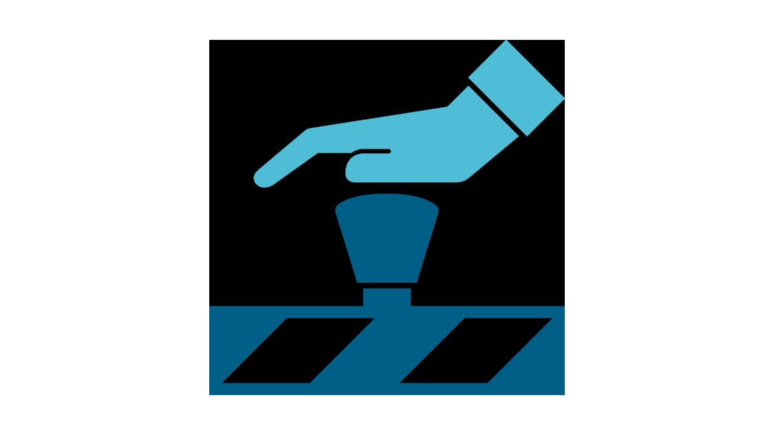 Icon: Safety Integrated - Einfach sicher, doppelt effizient