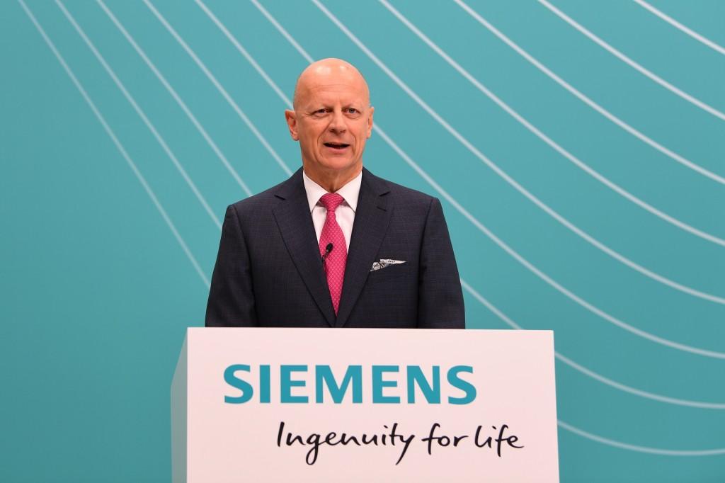 Extraordinary Shareholders' Meeting of Siemens AG on July 9, 2020